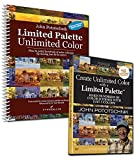JOHN POTOTSCHNIK: PAINT UNLIMITED COLOR WITH A LIMITED PALETTE - BOOK/DVD COMBO