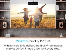 Optoma-HD146X-High-Performance-Projector-for-Movies-Gaming-Bright-3600-Lumens-DLP-Single-Chip-Design-Enhanced-Gaming-Mode-16ms-Response-Time