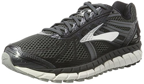 Brooks Men's Beast '16 Anthracite/Black/Silver 14 D US