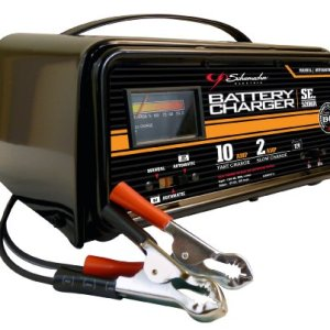 Schumacher SE-520MA 10/2 Amp Fully Automatic Dual-Rate Chrager with LEDs