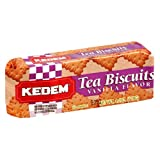 Kedem Tea Biscuits, Vanilla, 4.2-Ounce (Pack of 24)