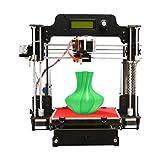 Geeetech 3D Printer,Wooden Prusa I3 Pro W Desktop 3D Printer DIY Kit...
