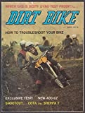 DIRT BIKE 400 CZ 405 Eagle Cota vs Sherpa T Werner Schutz 3 1972