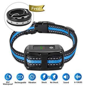 Dog Anti Bark Collar Smart Detection Adjustable Collar
