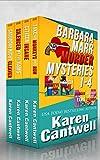 Barbara Marr Mysteries Boxed Set (Barbara Marr Murder Mysteries)
