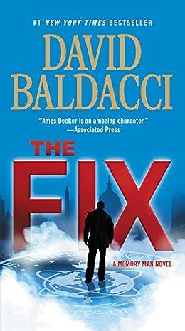 the fix david baldacci book review