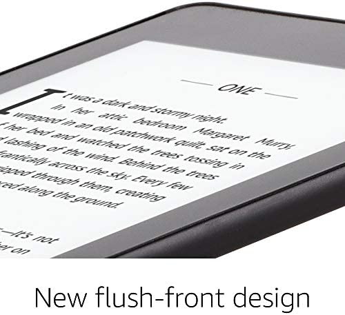 Kindle Paperwhite – Now Waterproof with 2x the Storage – Ad-Supported 4