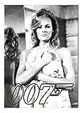 James Bond 50th Anniversary Series 1 Gold Gallery GG19 Ursula Andress as Honey Ryder Rewards Redemption Card