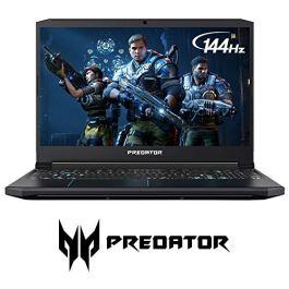Acer Predator Helios 300 Gaming Laptop PC, 15.6″ Full HD 144Hz 3ms IPS Display, Intel i7-9750H, GeForce GTX 1660 Ti 6GB, 16GB DDR4, 256GB NVMe SSD, Backlit Keyboard, PH315-52-78VL