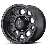 XD Series by KMC Wheels XD122 Enduro Matte Black Wheel (18x9