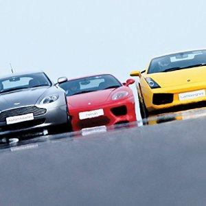 SA Triple Supercar Drive Experience