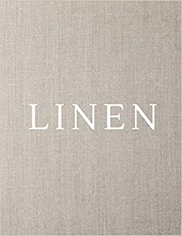 'Linen' Coffee Table Book