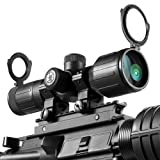 BARSKA 3-9x40mm IR Contour Scope Rubber Armored Rifle Scope