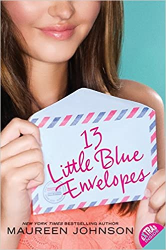Image result for 13 little blue envelopes