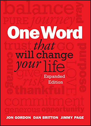 One Word That Will Change Your Life, Expanded Edition