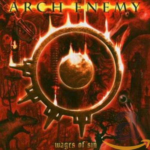 Wages of Sin: Arch Enemy: Amazon.fr: Musique