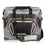 Engel HD30 Waterproof Soft-Sided Cooler Bag - Grey/Green