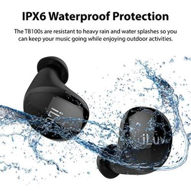 iLuv-TB100-Black-True-Wireless-Earbuds-Cordless-in-Ear-Bluetooth-50-with-Hands-Free-Call-Microphone-IPX6-Waterproof-Protection-High-Fidelity-Sound-Includes-Compact-Charging-Case-3-Ear-Tips