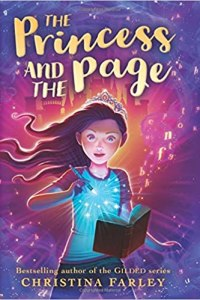The Princess and the Page Book Cover