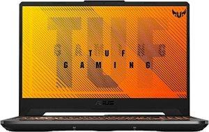 2020 Asus TUF 15.6″ FHD Premium Gaming Laptop, 10th Gen Intel Quad-Core i5-10300H, 16GB RAM, 512GB SSD Boot + 1TB HDD, NVIDIA GeForce GTX 1650Ti 4GB GDDR6, RGB Backlit Keyboard, Windows 10 Home
