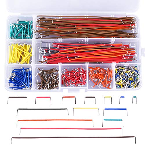 AUSTOR-560-Pieces-Jumper-Wire-Kit-14-Lengths-Assorted-Preformed-Breadboard-Jumper-Wire-with-Free-Box
