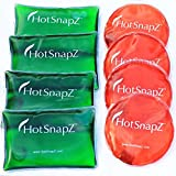 HotSnapZ Hand Warmers Reusable Round & Pocket Warmers