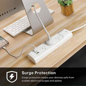 Kasa-Smart-KP303-Plug-Power-Strip-Surge-Protector-Smart-Outlets-and-2-USB-Ports-Works-with-Alexa-Echo-Google-Home-No-Hub-Required