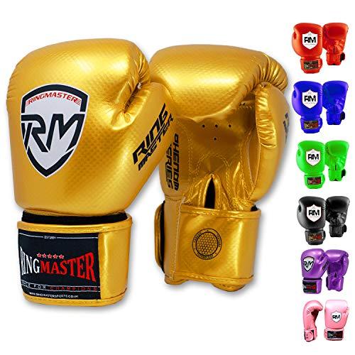 RingMaster Kids Boxing Gloves
