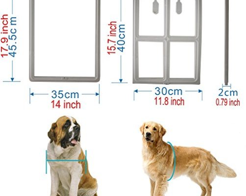 Top 10 Best Dog Doors For Windows Top Reviews No Place Called Home