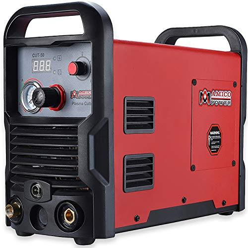 CUT-50, 50 Amp Pro. Plasma Cutter, DC Inverter...