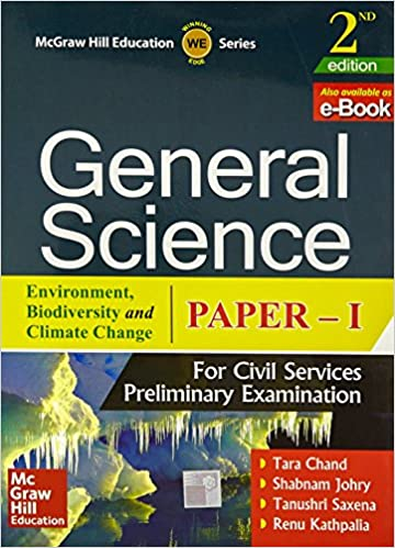 Image result for General Science for UPSC by TMH Publications PDF
