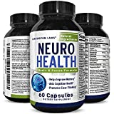 Mind Enhancing Supplement - Improve Memory + Boost Brain Power + Enhance Mental Clarity - Pills with Best Top Natural Vitamins for Better Cognitive Function + Concentration + Focus