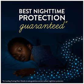 Goodnites Bedwetting Underwear for Boys, X-Small, 44 Ct, Discreet 1