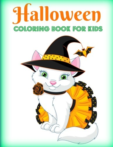 Halloween Coloring Book For Kids Adorable Halloween Coloring Pages Silly Costumes Cute Critters Halloween Candy And More Volume 1 Kids Creative 9781975606923 Amazon Com Books