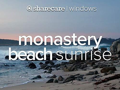 Monastery Beach Sunrise