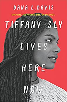 tiffany sly lives here not book cover, black girl with braids, summer reading list, black writers