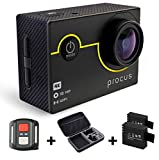 Procus Rush | 4K WIFI Sports Action Camera Ultra HD Waterproof DV Camcorder 16MP, 2 Rechargeable Batteries, 23 Accessories.