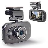 WheelWitness HD PRO Dash Cam with GPS - 2K Super HD - 170° Lens - Advanced Driver Assistance - for 12V Cars & Trucks - Night Vision Dashboard Camera Ambarella A7LA50 Car Security DVR