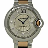 Product review of Cartier Ballon Bleu Swiss-Automatic Female Watch WE902061 (Certified Pre-Owned)