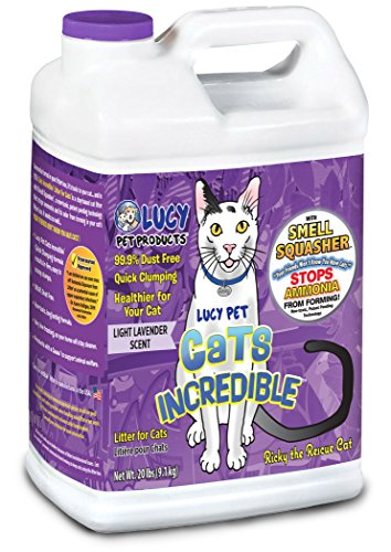 Cats Incredible Lucy Pet Litter