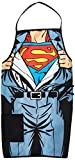 Spoontiques Superman Revealed Apron, Gray