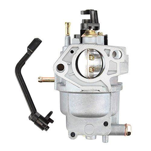Hilom 0J58620157 Carburetor with Air Filter Insulator Oil Sensor for  Generac GP5500 GP6500 GP6500E GP7500E 8125W Jingke Huayi Kinzo Ruixing 13HP  14HP