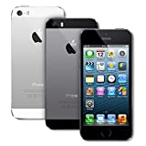 Apple iPhone 5S 16GB GSM Unlocked, Space Gray (Renewed)