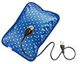 Asbob Electric Rechargeable Heating Pad Hot Bottle Pouch with Auto Cut (Multicolour & Multi Design)