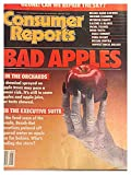 Consumer Reports Travel Letter, Volume 5, Number 5, May 1989, (Car Rental Insurance)