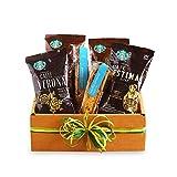 California Delicious Starbucks Sampler Coffee Gift...