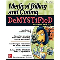 Medical Billing & Coding Demystified, 2nd Edition