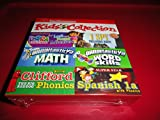 Southwestern Skill Builder Kids Collection 6 Cd-rom Set Educational Games Dora the Explorer Clifford I Spy Nickelodeon $99 Retail