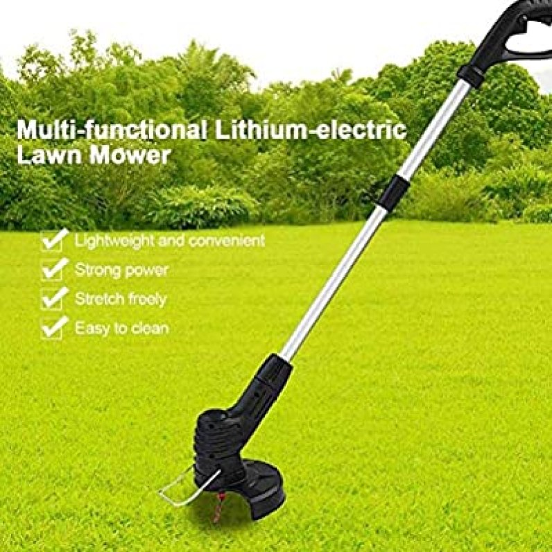 HEITIGN Cordless Bionic Trimmer, Handheld Weed String Cutter Gardening Decoration Tool, Lightweight Convenient Weed Pruning Machine, 10,000 Rpms, Strong Power, Stretch Freel: Amazon.co.uk: Garden & Outdoors