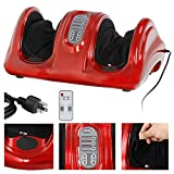 ZENY Foot Massager Machine Deep Kneading and Rolling Shiatsu Massage for Leg Calf Ankle Personal Home Health Care Tool,Muscles Relaxation